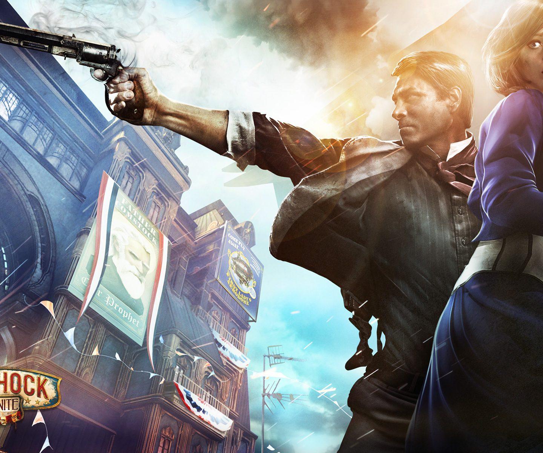 مراجعة – لعبة Bioshock Infinite من عام 2012 والسبب الذي دفعني لكتابة مراجعة لعبة جدية لأول مرة