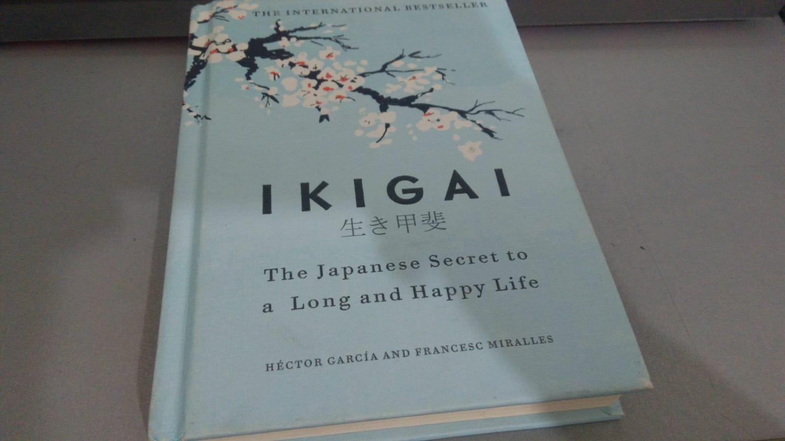 كتاب ikigai